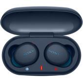 Гарнитура вкладыши Sony WF-XB700 синий беспроводные bluetooth в ушной раковине (WFXB700L.E)