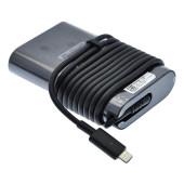 Адаптер Dell Kit E5 USB-C AC Adapter - EUR 45W от бытовой электросети