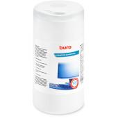 Салфетки Buro BU-Ascreen для экранов мониторов/плазменных/ЖК телевизоров/ноутбуков туба 100шт влажных
