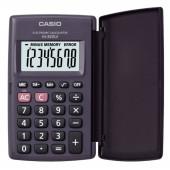 Калькулятор карманный Casio HL-820LV черный 8-разр.