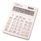 Калькулятор бухгалтерский Citizen SDC-444XRWHE белый 12-разр.