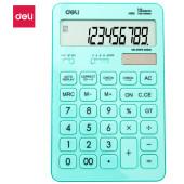 Калькулятор настольный Deli Touch EM01531 голубой 12-разр.