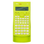 Калькулятор научный Deli E1710A/GRN зеленый 10+2-разр.