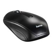 Клавиатура + мышь Hama Cortino клав:черный мышь:черный USB беспроводная