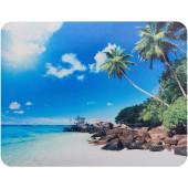 Коврик для мыши Buro BU-M10012 рисунок/пляж 230x180x2мм