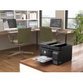МФУ струйный Epson L5190 (C11CG85405) A4 WiFi USB RJ-45 черный