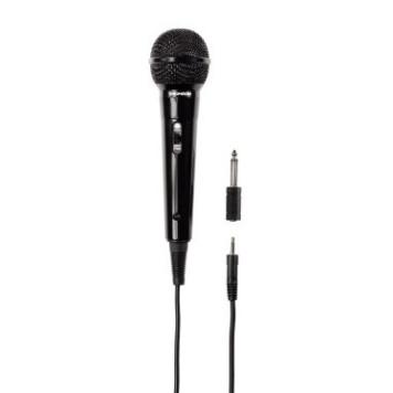 Микрофон проводной Thomson M135 3м черный