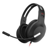 Наушники с микрофоном Edifier G1SE черный 2.5м накладные оголовье