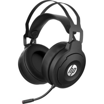 Наушники с микрофоном HP X1000 Wireless черный накладные Radio оголовье (7HC43AA)