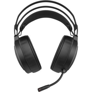 Наушники с микрофоном HP X1000 Wireless черный накладные Radio оголовье (7HC43AA) -1
