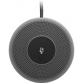 Микрофон проводной Logitech MeetUp 6м черный