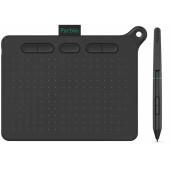 Графический планшет Parblo Ninos S USB Type-C черный