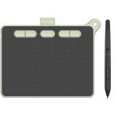 Графический планшет Parblo Ninos S USB Type-C черный/зеленый