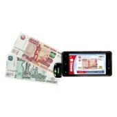 Детектор банкнот DoCash Moby 11386 автоматический рубли