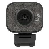 Камера Web Logitech StreamCam GRAPHITE черный USB3.1 с микрофоном