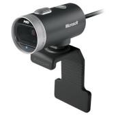 Камера Web Microsoft LifeCam Cinema for Business черный 0.9Mpix (1280x720) USB2.0 с микрофоном