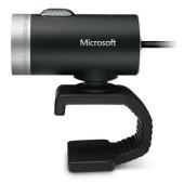 Камера Web Microsoft LifeCam Cinema H5D-00015 черный 0.9Mpix (1280x720) USB2.0 с микрофоном для ноутбука
