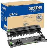 Блок фотобарабана Brother DR12 ч/б:12000стр. для DCPL2551DN/MFCL2751DW/HLL2371DN Brother