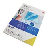 Обложки для переплёта GBC A4 зеленый (100шт) ColorClear (CE011840E)