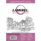 Обложки для переплёта Fellowes A4 230г/м2 синий (100шт) Lamirel (LA-78688)