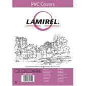 Обложки для переплёта Fellowes A4 150мкм синий (100шт) Lamirel (LA-78780)