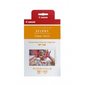 Набор для печати Canon RP-108 8568B001 10x15/108л./белый для сублимационных принтеров