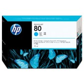 Печатающая головка HP 80 C4821A голубой для HP DJ 1050c/c plus/1055