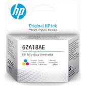 Печатающая головка HP 6ZA18AE многоцветный для HP InkTank 100/300/400 SmartTank 300/400/500/600 SmartTankPlus 550/570/650