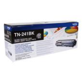 Картридж лазерный Brother TN241BK черный (2500стр.) для Brother HL3140/3150/3170/DCP9020/MFC9140/9330/9340