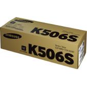 Картридж лазерный Samsung CLT-K506S SU182A черный (2000стр.) для Samsung CLP-680/CLX-6260