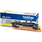 Картридж лазерный Brother TN217Y желтый (2300стр.) для Brother HL3230/DCP3550/MFC3770