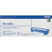 Картридж лазерный Brother TN1075 черный (1000стр.) для Brother HL1112/1210/DCP1510/1610/MFC1810/1815/1912