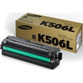 Картридж лазерный Samsung CLT-K506L SU173A черный (6000стр.) для Samsung CLP-680/CLX-6260