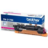Картридж лазерный Brother TN217M пурпурный (2300стр.) для Brother HL3230/DCP3550/MFC3770