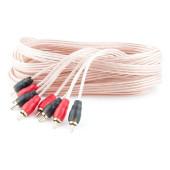 Межблочный кабель Swat SIL-450 прозрачный 5м