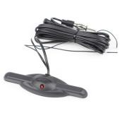 Антенна автомобильная ACV 003 Mini активная радио каб.:2.5м черный (26307)