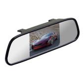 Зеркало заднего вида с монитором Silverstone F1 Interpower IP Mirror HD 5
