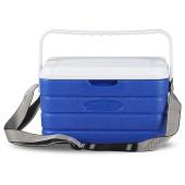 Автохолодильник Арктика 2000-10 10л синий/белый