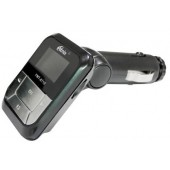 Автомобильный FM-модулятор Ritmix FMT-A710 черный MicroSD USB PDU (15116161)