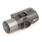 Видеорегистратор ACV GQ914 черный 5.1Mpix 1440x2560 1440p 160гр. GPS Hisilicon Hi3559V200