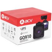 Видеорегистратор ACV GQ910 черный 12Mpix 1080x1920 1080p 160гр. GPS NT96672