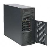 Корпус SuperMicro CSE-733T-500B Midi-Tower 500W черный