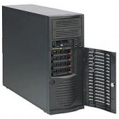 Корпус SuperMicro CSE-733TQ-668B Midi-Tower 668W черный