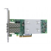Адаптер Fujitsu PFC EP QLE2692 2x 16Gb Qlogic 2 channel 16Gbit/s FC controller with full height bracket, low profile bracket enclosed (S26361-F5580-L502)