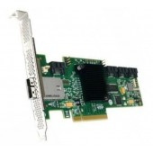 Адаптер Fujitsu PSAS CP400e FH/LP SAS/SATA Host Bus Adapter based on LSI MegaRAID SAS3008, SAS 9300-8e (S26361-F3845-L501)