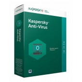 Программное Обеспечение Kaspersky Anti-Virus Russian Edition 2PC 1Y Base Box (KL1171RBBFS)