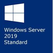 Операционная система Microsoft Windows Svr Std 2019 Rus 64bit DVD DSP OEI 24 Core (P73-07816)