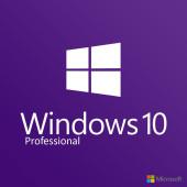 Операционная система Microsoft Windows 10 Pro Eng 64bit DVD Intl 1pk DSP OEI (FQC-08929)
