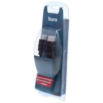 Кабель аудио-видео Buro DisplayPort (m)/HDMI (m) 1.8м. феррит.кольца Позолоченные контакты черный (BHP RET HDMI_DPP18) -2
