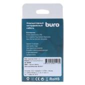 Адаптер Buro BHP RET ADA_HDMI-DVI DVI-D (m) HDMI (f) черный